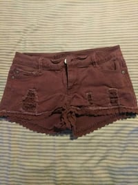 Womens size 5 Hippie Laundry shorts DeKalb, 60115