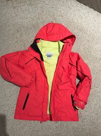 Columbia winter jacket for girls