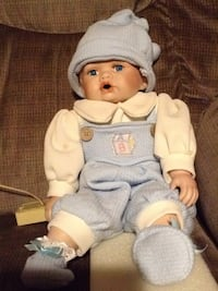 Baby boy doll in great condition Galway, 12074