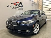 2013 BMW 5 Series Blue Sterling, 20166