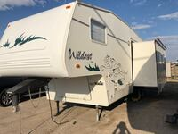 2005 Wildcat By Forrest River 30ft Fifth Wheel Travel Trailer Oklahoma City