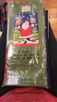 Holiday flag, brand new, never opened  Whittier, 90604