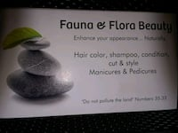 natural product beauty salon Hagerstown