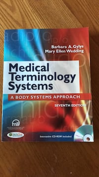 medical terminology 7th edition Manalapan, 07726