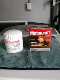 Motorcraft by Ford Motor Company Oil Filter