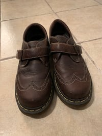 Dr. Martens Pair of brown leather women's shoes size 7 Harlingen, 78552
