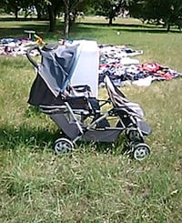 black and white tandem stroller Waco, 76712