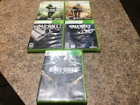 Selling my collection of XBOX 360 games, 40+ in all. 15$ each. The Nation / La Nation, K0A 2M0