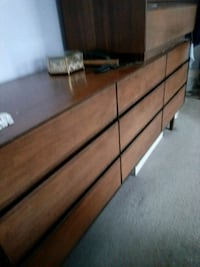 """Two 9-drawer dressers: each 5' 10"""" by 30"""" by14 Olney, 20832"""