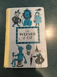 Wizard of Oz Deluxe junior edition. Firm on price Central Point, 97502