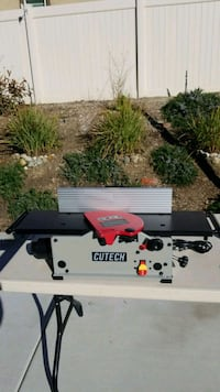 """8"""" Bench Top Spiral Cutterhead Jointer with carbid Temecula, 92592"""