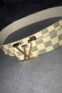 louis vuitton belt.