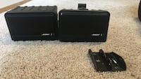 Two BOSE 151 Speakers with ceiling mounts Pataskala, 43062