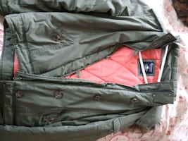 Winter jacket - small