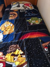 Angry Birds Space bedding set North Potomac, 20878