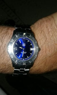 Authentic Tag Heuer Professional 200 meter