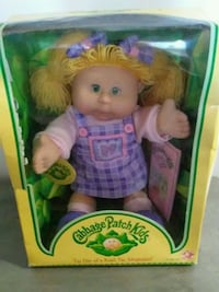 Vintage 2004 cabbage patch Doll