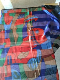 Vintage scarf Picasso #6