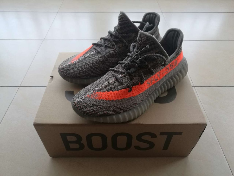Adidas yeezy boost 350 V2 Copper size 10 BY1605 100% authentic
