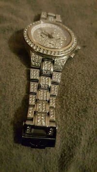 Breitling 1884 custom 27 carat diamonds San Bernardino, 92404