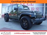 2015 Jeep Wrangler Unlimited Sport Riverdale
