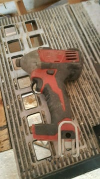 red and black cordless hand drill Barrie, L4N 3V8