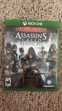 assassin's creed syndicate Xbox one, branch now Pflugerville, 78660