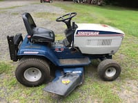 statesman  $600. Obo runs good  20 hp 46 inch cut if any questions please give my husband a call  [TL_HIDDEN]  ty please no text he does not know how to text Triangle, 22172