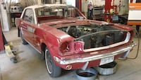 Ford - Mustang - 1966 Akron, 44312