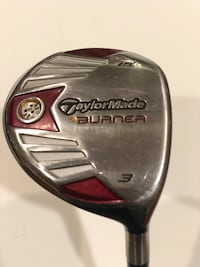 Taylormade BURNER  15* 3 Wood Golf club