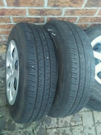 Hankook Optimo All Season Tires With Steel Rims Toronto, M3M 2M8