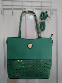 women's teal  purse  Hartford, 06114