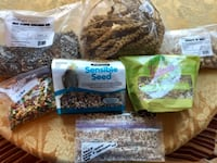 Bird food for sale- assorted null