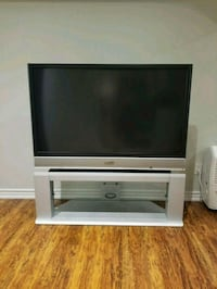 Panasonic 65 in HDTV with matching table stand! Richmond Hill, L4E 4E8
