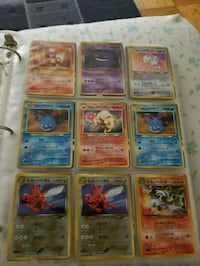 Pokemon cards Japanese holos and non Falls Church, 22041