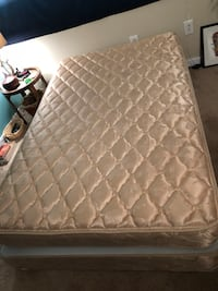 Used Three Quarter Size Mattress 48 X75 For Sale In