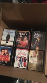 Assorted Dvd's, Lots!  great prices! Halifax, B3T 2G4