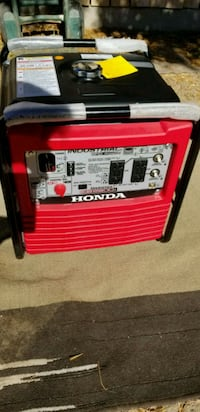 red and black portable generator Spring Valley, 91977