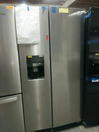 New scratch and dent whirlpool stainless steel Baltimore, 21223
