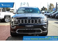 2017 Jeep Grand Cherokee Limited Surrey