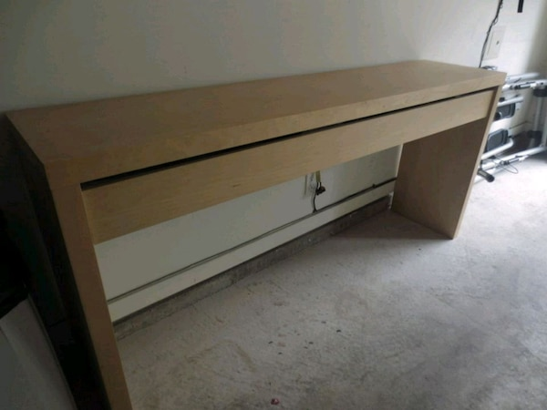 Ikea Table with drawer