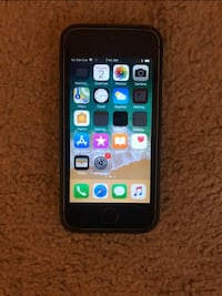 iPhone 5s 64GB Space Gray AT&T