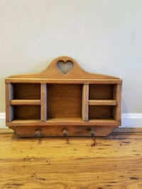 Wood Display Shelf Manassas