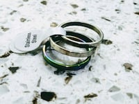 New Stainless Steel Rings Hamilton, L8S 1H6