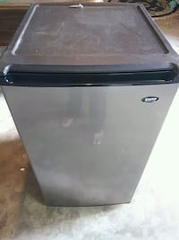 gray and black compact refrigerator Beaumont, 92223