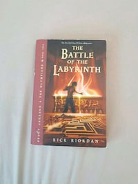 'Battle of the Labyrinth' - Rick Riordan Gavá, 08850