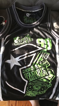 Famous Stars Jersey! (New!)