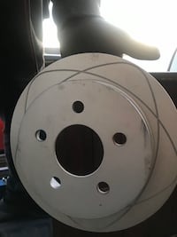 2003/2004 Chevrolet Silverado Rear rotors Bowmanville