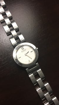 Authentic coach watch Baltimore, 21230