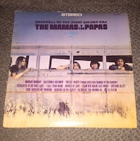 The Mamas and the Papas record Franklin Park, 60131